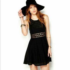 """Free People Daisy Waist Fit """"N Flare"""